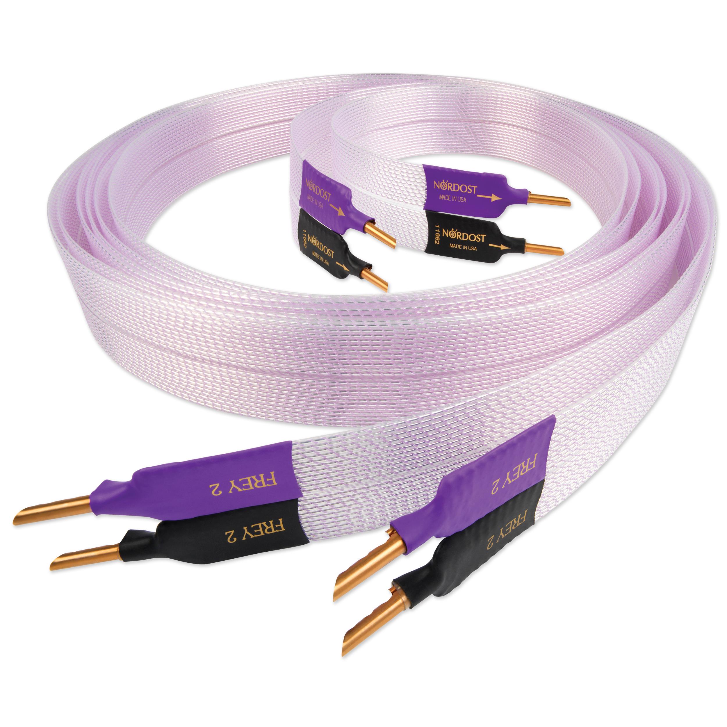 nordost frey 2 speaker cable. Black Bedroom Furniture Sets. Home Design Ideas
