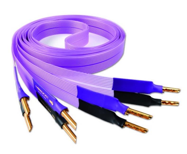 nordost purple flare speaker cable. Black Bedroom Furniture Sets. Home Design Ideas